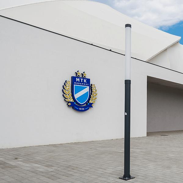 MTK Stadion műszaki ellenőrzése