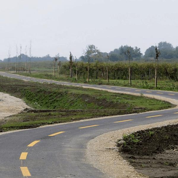 Szeged, kerékpárút-hálózat fejlesztés műszaki ellenőrzése