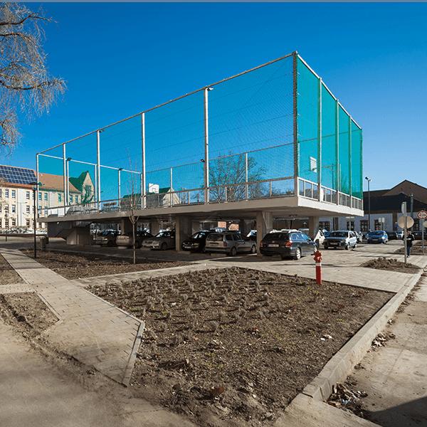 Kispest, Kossuth tér felújításának műszaki ellenőrzése