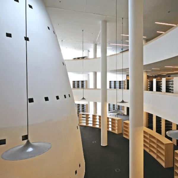 Pécsi Tudományegyetem – új épületszárny műszaki ellenőrzése